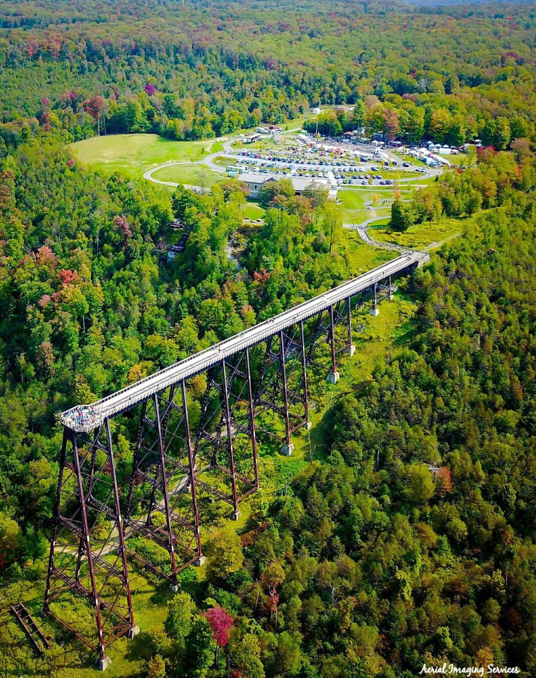 Kinzua Bridge State Park, Mt. Jewett